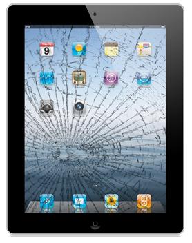 Замена экрана на iPad в Иркутске